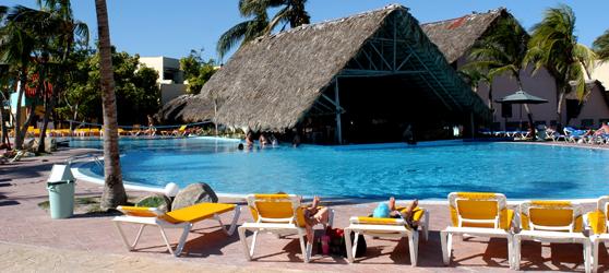 Brisas Playa Santa Lucia Hotel