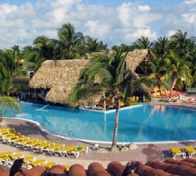 Hotel Cuatro Vientos Playa Santa Lucia Cuba
