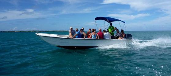 Santa Lucia Cuba Motorboat Tours
