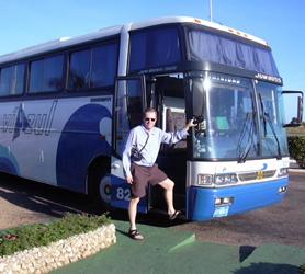 Viazul Bus Santa Lucia Cuba