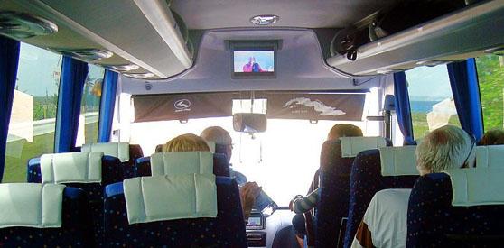 Viazul Buses Santa Lucia Cuba